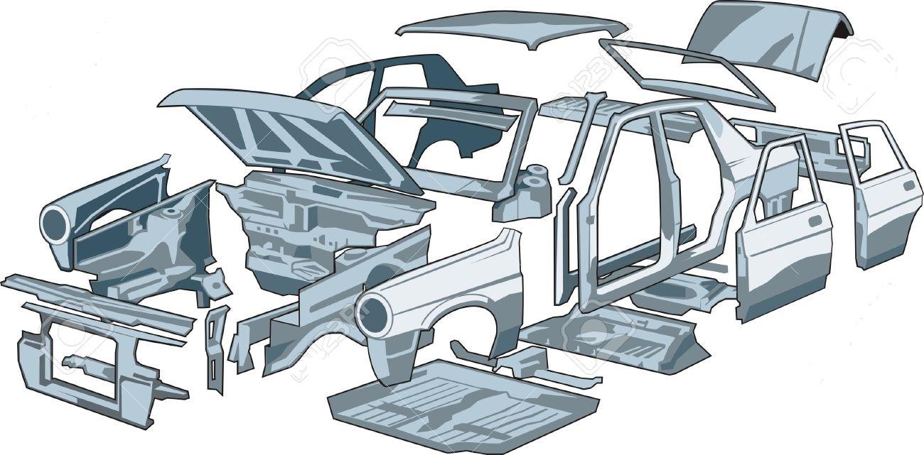 31606758-car-body-parts