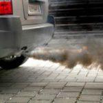 خروج دود سیاه از اگزوز خودرو