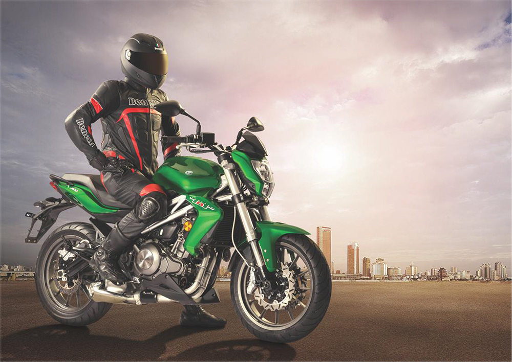 لیست قیمت جدید موتور سیکلت بنللی منتشر شد